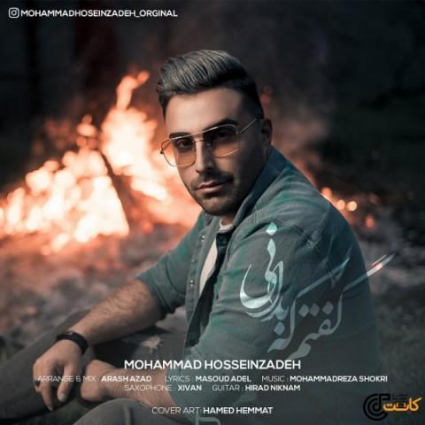 دانلود موزیک جدید محمد حسین زاده گفتم که بدانی