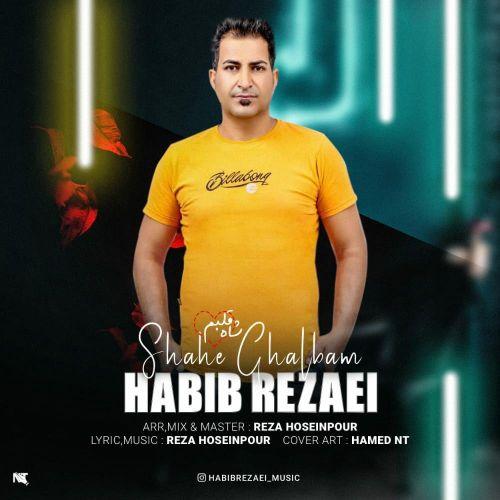 دانلود موزیک جدید حبیب رضایی شاه قلبم