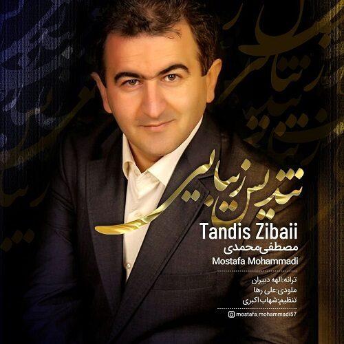 دانلود موزیک جدید مصطفی محمدی تندیس زیبایی